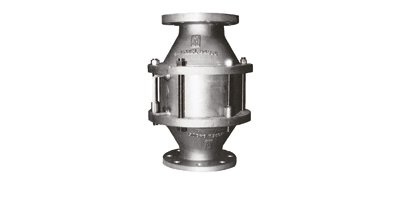 Shand & Jurs - Model 94306 - Vertical Flame Arrester