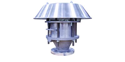 Shand & Jurs - Model 94450 - Combination Deflagration Flame Arrester & Free Vent