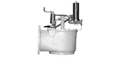 Shand & Jurs - Model 94630 - Pilot Operated Relief Valve (Magnetic Pilot)