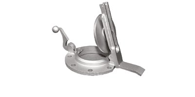 Shand & Jurs - Model 95021 - Quick Clamp Gauge Hatch