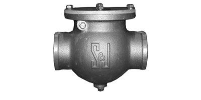 Shand & Jurs Biogas - Model 97220 - Back Pressure Check Valve