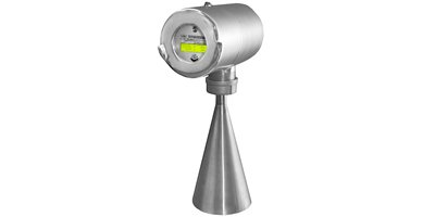 L&J Engineering - Model MCG 1600SFI - Smart Flash Infrared Radar Gauge