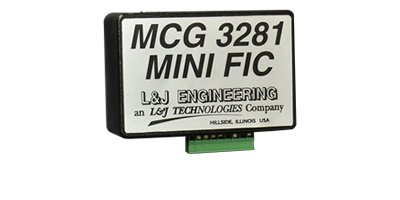 L & J Engineering - Model MCG 3281 - Mini Field Interface Unit