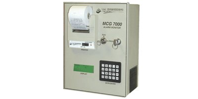 L&J Engineering - Model MCG 7000 - Alarm Monitor
