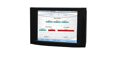L&J Engineering - Model MCG 7030 - Touch Panel Alarm Monitor