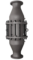 Shand & Jurs - Model 94311, 94312, 94313, 94314 - Detonation Flame Arresters