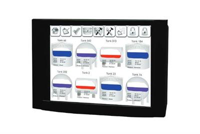 L&J Engineering - Model MCG 3630 - Touch Panel Tank Monitor