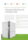 Model ISS AC-575 - Integrated Sterilizer & Shredder Brochure