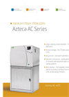 Model Azteca AC Series - Medium Steam Sterilizer – Brochure