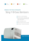 Model 11B - Bench Top Steam Sterilizers – Brochure