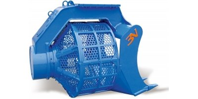 Model BVR Series - Rotary Screening Bucket