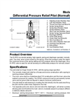 Model 81-RPD - Differential Pressure Relief Pilot Datasheet