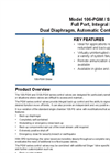Model 106-PGM / S106-PGM - Full Port, Integral Back-Up, Dual Diaphragm, Automatic Control Valve Brochure