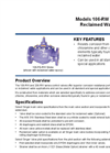 Models 106-RW / 206-RW - Reclaimed Water Valve Brochure