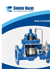 Model 106- Automatic Control Valve with Anti-Cavitation Trim Brochure