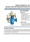 Dynamic Lifter - Models A106-DL-Air / A106-DL-ET - Air Operated Pressure Relief Valve Brochure