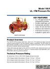 Singer Valve - 106-RPS-8700 - Product Guide