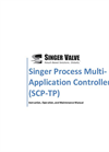 Singer Valve -  SCP-TP Operations Guide