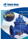 Single Rolling Diaphragm Brochure