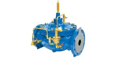 Singer Valve - Model 106/206-RF - Flow Limiting Control Valve