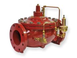 Singer Valve - Model 106-PR-8702A - ULC Pressure Reducing Valve