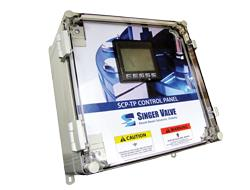 Singer Valve - Model EPC - Single Process Controller