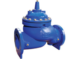 Singer Valve - Model 106/S106-PG - Full Port, Single Chamber, Hydraulically Operated Valve