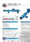 Model LL6 Series - Drilling Mud & Hydraulic Fracking Fluids Pump Brochure