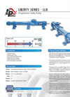 Model LL8 Series - Drilling Mud and Slurry Pump Brochure