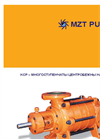 MModel C, KCP, VC, CS - Multistage Centrifugal Pumps Brochure
