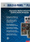 Model Build-A-Panel™ PLUS - Program offers Expanded Control Panel - Brochure