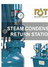 212˚F Steam Condensate Return Stations - Brochure