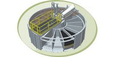 Model Klaricell R J - Water and Wastewater Treatment System