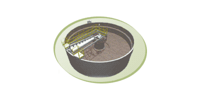 Model Sedicell - Water and Wastewater Treatment System
