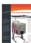 Model Si7A. - Solvent Recycling Systems Brochure
