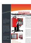 Professional - Model S60A and D60A - Solvent Recycling Systems Brochure