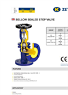 Model Fig. 235 - Bellow Valve Brochure