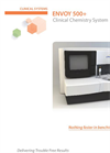Envoy - Model 500+ - Clinical Chemistry System Datsheet