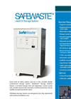 SafeWaste Brochure