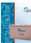 Aboveground Oil/Water Separators Brochure