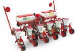 AGRIPUL - Model AP-401 - Pneumatic Precision Seed Drill