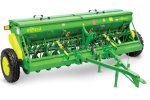 AGRIPUL - Model AP-400 - Combined Cereal Seed Drill