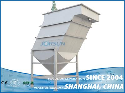 Jorsun - Model LST3 series - lamella clarifier