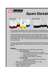 Square Stackables Premium Base - Brochure