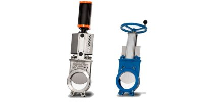 Model MV - Knife Gate Valves