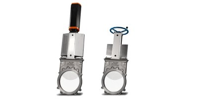 Model MP - Knife Gate Valve