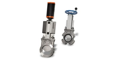 Model XV - Knife Gate Valve