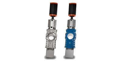 Model HL and HG - Wafer Knife Gate Valves