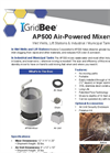 GridBee - Model AP Series - Air Powered Mixers Brochure