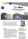 Medora GridBee - Model AP7000 and AP8000 - Air-Powered Mixer - Brochure